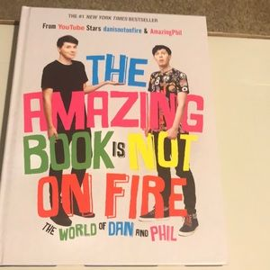 Other - Dan and Phil hardcover book